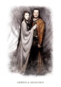 Arwen & Aragorn (Jérôme Pradon)