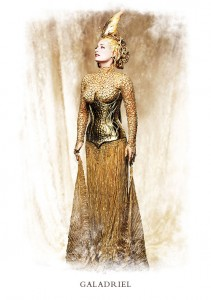 Galadriel - Laura Michelle Kelly