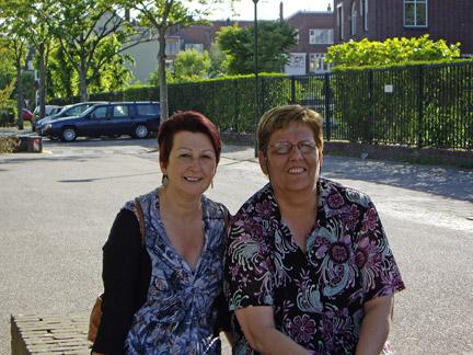 Karen & Antoinette
