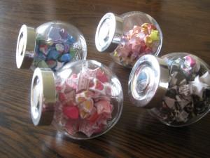 Lucky Stars Ikea Jars
