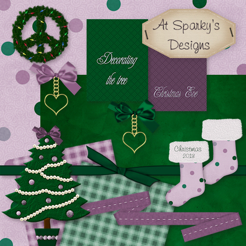 Worldwide Christmas Scrapbooking Freebies 2013